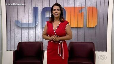 Confira os destaques do Jornal Anhanguera 1ª edição desta quinta-feira - Altas temperaturas no estado e falta de médicos peritos no INSS são alguns dos destaques.