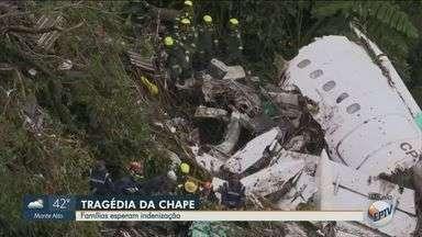 Famílias dos ex-jogadores da Chapecoense esperam indenização 4 anos após acidente - Desastre aéreo aconteceu em novembro de 2016 na Colômbia.