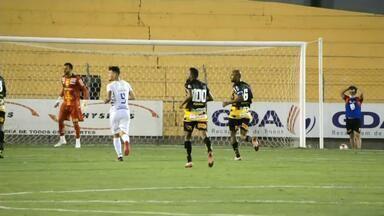 Novorizontino vence o Tubarão e assume a liderança do Grupo 8 - O Novorizontino venceu o Tubarão por 1 a 0, na noite desta quarta-feira, no estádio Jorge Ismael de Biasi, o Jorjão, em Novo Horizonte. O duelo foi válido pela terceira rodada da Série D do Campeonato Brasileiro.