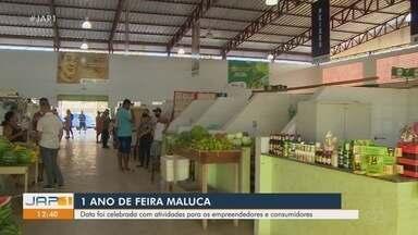 1 ano de Feira Maluca é celebrada com atividades para empreendedores e consumidores - 1 ano de Feira Maluca é celebrada com atividades para empreendedores e consumidores