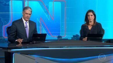 Jornal Nacional, Íntegra 01/10/2020 - As principais notícias do Brasil e do mundo, com apresentação de William Bonner e Renata Vasconcellos.
