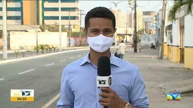 Maranhão registra 631 novos casos da Covid-19 e 10 mortes, uma delas nas últimas 24h - Desde o início da pandemia, o estado já registrou 174.195 casos do novo coronavírus e 3.766 mortes pela doença.