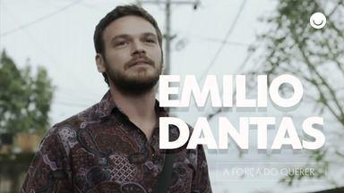 Emilio Dantas fala sobre o seu personagem para em 'A Força do Querer' - 'O Legado da Força': ator revela que seu personagem 'Rubinho', deixa um legado de um exemplo de vida que deu errado e que as escolhas na vida vem sempre com uma consequência.