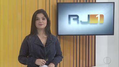 Veja a íntegra do RJ1 desta quinta-feira, 08/10/2020 - O telejornal da hora do almoço traz as principais notícias das regiões Serrana, dos Lagos, Norte e Noroeste Fluminense.