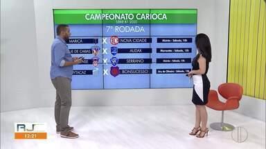 Confira a tabela da Série D do Campeonato Carioca - Veja o desempenho dos times do interior do Rio.