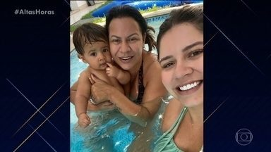 Marília Mendonça fala sobre as emoções de ser mãe - A cantora relembra momentos importantes com o filho