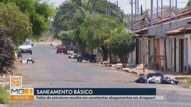 Candidatos à Prefeitura de Araguari falam sobre propostas para o saneamento básico - Veja as respostas dos candidatos Tubertino Tejotão (PL), Alexssander (Avante), Paulo do Vale (PV) e Serginho de Jesus (PSOL).