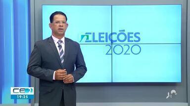 Confira a agenda dos candidatos a prefeito de Juazeiro do Norte - Confira mais notícias em g1.globo.com/ce