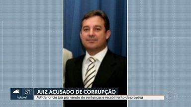 Juiz é denunciado por Ministério Público por venda de sentenças e recebimento de propina - João Luiz Amorim Franco foi denunciado pelos crimes de corrupção, lavagem de dinheiro e organização criminosa