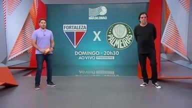 """Casagrande:"""" Palmeiras não está jogando nem defensivamente, nem atacando"""" - Casagrande:"""" Palmeiras não está jogando nem defensivamente, nem atacando"""""""