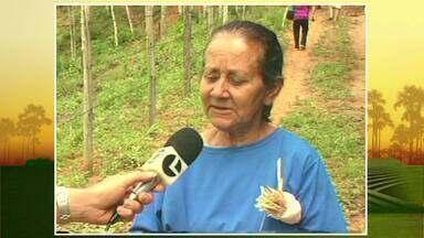 Retrospectiva: Conheça o trabalho das Chapeleiras de Antônio Dias, no Vale do Aço - A reportagem foi exibida em 1998. O município fica a cerca de 50 quilômetros de Ipatinga e se destaca pela tradição no artesanato.