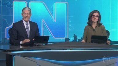 Jornal Nacional, Íntegra 16/10/2020 - As principais notícias do Brasil e do mundo, com apresentação de William Bonner e Renata Vasconcellos.