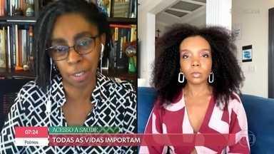Morrem mais negros que brancos por COVID-19 no país - Cléber fala com orgulho sobre a vida do pai