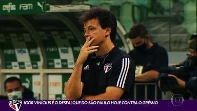 Diniz e Renato Gaúcho são os técnicos com mais tempo de clube no Brasileirão - Diniz e Renato Gaúcho são os técnicos com mais tempo de clube no Brasileirão