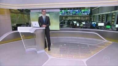 Jornal Hoje - Edição de 17/10/2020 - Os destaques do dia no Brasil e no mundo, com apresentação de Maria Júlia Coutinho.