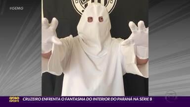 Tour do cabuloso: Cruzeiro enfrenta o fantasma do interior do Paraná pela Série B - Tour do cabuloso: Cruzeiro enfrenta o fantasma do interior do Paraná pela Série B