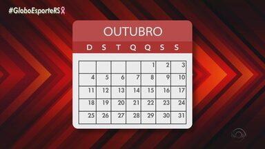 Mês de setembro não deixa saudades e outubro tem início promissor para o Inter - Clube já atingiu quatro vitórias consecutivas neste mês.