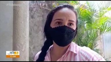 Veja o depoimento de uma moradora de São Miguel do Tocantins sobre a pandemia - Veja o depoimento de uma moradora de São Miguel do Tocantins sobre a pandemia