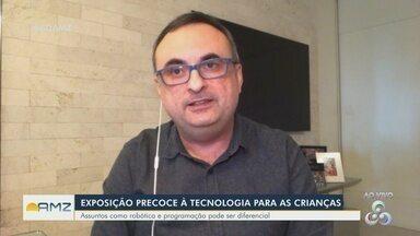 Durval Braga Neto explica os impactos da exposição de crianças à tecnologia - Especialista em educação responde,