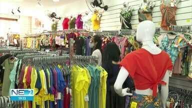Comércio do Centro do Recife aponta recuperação e aposta nas vendas de fim de ano - Lojas voltaram a funcionar em julho, depois de passar meses fechadas por causa da pandemia