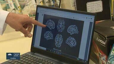 Covid-19: cientistas da Unicamp comprovam que vírus pode afetar cérebro de pacientes leves - Por meio de imagens de ressonâncias magnéticas e testes em laboratório, pesquisadores entenderam que alvo da doença no cérebro são os astrócitos.