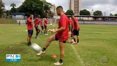 Azulão e Grêmio Prudente se enfrentam nesta quarta-feira pela Segundona do Paulista - Equipes entram em campo pela 2ª rodada da competição.