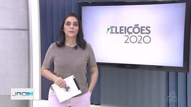 Confira como foi o dia dos candidatos a preeito de Porto Velho - Eleições 2020.