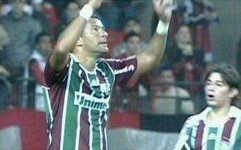 Os gols de sábado do Campeonato Brasileiro - Os gols do Campeonato Brasileiro: Goiás e Internacional empataram, Atlético Mineiro derrotou o Flamengo por 3X0 e Fluminense venceu o Atlético Paranaense.