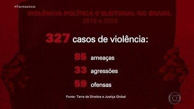 Às vésperas das eleições municipais, cresce a violência contra candidatos - A violência que ameaça a democracia: os crimes contra candidatos e pré-candidatos políticos triplicam em apenas 4 anos.
