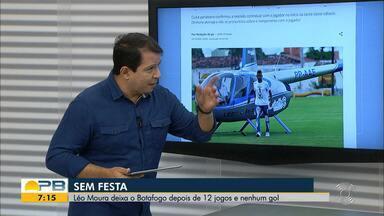 Kako Marques traz as notícias do esporte no Bom Dia Paraíba desta segunda-feira (26.10.20) - Fique bem informado, torcedor paraibano