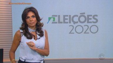 Confira as agendas dos candidatos à Prefeitura de Porto Alegre - Assista ao vídeo.