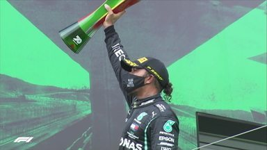 Lewis Hamilton é o maior vencedor da história da Fórmula 1 - Lewis Hamilton é o maior vencedor da história da Fórmula 1