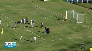 João Paulo Tilio traz os destaques do esporte regional do fim de semana - Grêmio Prudente goleou o Assisense por 7 a 2.