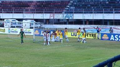 Veja os gols de Itabaiana 3 x 2 Vitória da Conquista - Veja os gols de Itabaiana 3 x 2 Vitória da Conquista