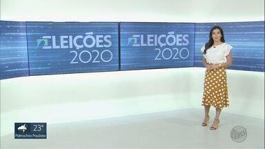 Veja como foi a segunda-feira (26) de campanha dos candidatos à Prefeitura de Ribeirão - Duarte Nogueira (PSDB), Chiarelli (Patriota) e Suely Vilela (PSB) cumpriram compromissos.