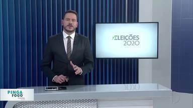 Confira o quadro Pinga Fogo com candidatos à Prefeitura de Nova Friburgo, no RJ - Primeira parte do quadro especial de eleições teve a participação dos candidatos Cacau Rezende (PV) e Renato Bravo (PP).
