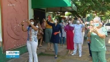 Banco de Leite Humano celebra 18 anos de atividades no Amapá; saiba como doar - Entidade fornece alimento para recém-nascidos e orientações para mães.