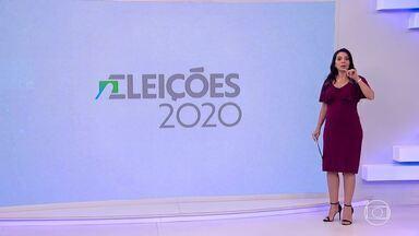 Veja os compromissos de candidatos à prefeitura de BH, nesta quarta - TV Globo acompanha agenda de campanha, na capital.