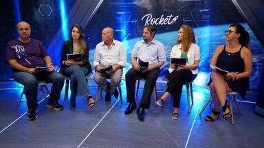 Rocket Cidades Inteligentes #Episódio1: apertem os cintos! O 1° webepisódio está no ar - Jurados analisam as inscrições e escolhem as startups que participam do reality show da RPC, na categoria Cidades Inteligentes