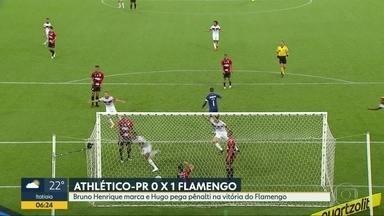 Confira as notícias do futebol - André Loffredo comenta como foram os jogos desta quarta (28).