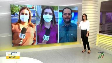 Veja os destaques do Bom Dia Ceará desta sexta-feira (30) - Saiba mais em g1.com.br/ce