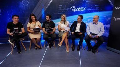 Rocket Estilo de Vida #Episódio1: apertem os cintos! O primeiro webepisódio está no ar - Jurados analisam as inscrições e escolhem as startups que participam do reality show da RPC, na categoria Estilo de Vida