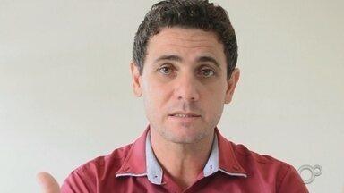 Candidato Adão Brito fala sobre as propostas para a saúde em Marília - O TEM Notícias 1ª edição exibe entre os dias 2 e 5 de novembro, as propostas dos candidatos a prefeito de Marília para a saúde.
