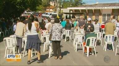 Veja como foram as celebrações do Dia de Finados no Sul de Minas - Veja como foram as celebrações do Dia de Finados no Sul de Minas