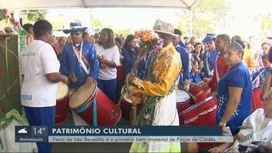 Festa de São Benedito é o primeiro bem imaterial de Poços de Caldas - Festa de São Benedito é o primeiro bem imaterial de Poços de Caldas