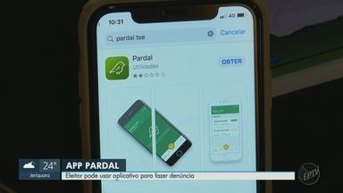 Eleitor pode usar aplicativo para fazer denúncia na região de Ribeirão Preto - Juiz eleitoral explica como utilizar ferramenta.