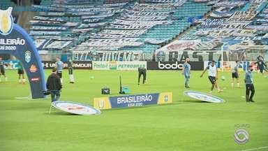 Inter volta a ser líder do Campeonato Brasileiro - Assista ao vídeo.