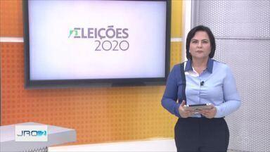 Veja como foi o dia dos candidatos à prefeitura de Porto Velho - Confira a agenda dos candidatos Cristiane Lopes, Dr Breno Mendes, Hildon Chaves e Vinícius Miguel