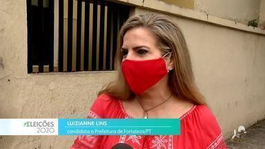 A agenda dos candidatos à Prefeitura de Fortaleza nesta terça-feira (3) - Saiba mais em g1.com.br/ce