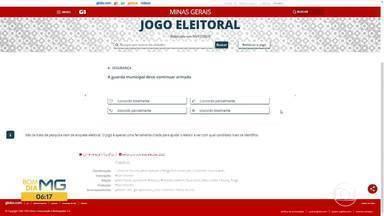 Ferramenta do G1 mostra identificação entre eleitores e candidatos à prefeitura de BH - Jogo eleitoral mostra o que pensam os concorrentes sobre dez temas importantes para a cidade.